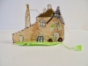 AccessArt Village House donated by a student of Pupils from St John's College School