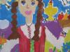 Aleksandra Hristova age 7