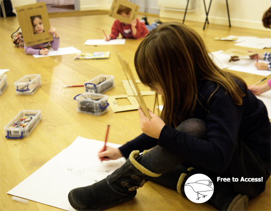 Drawing Storyboards with Children by Paula Briggs