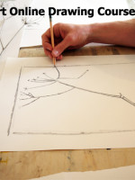 AccessArt Online Drawing Course May 2012