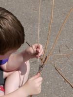 Inset: Sculptural Willow for Teachers