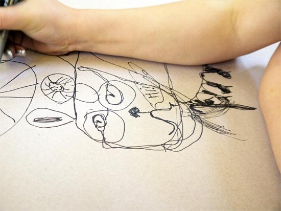 Line Drawing Ks2 : Art instruction for children vincent van gogh swirly line