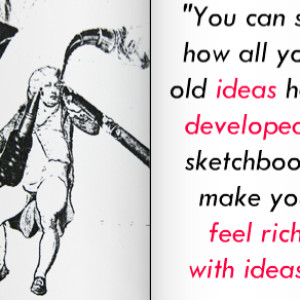 What's So Great About Sketchbooks?