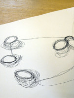Squiggle Drawing - Continuous Line Drawing