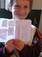 Using Sketchbooks to Share