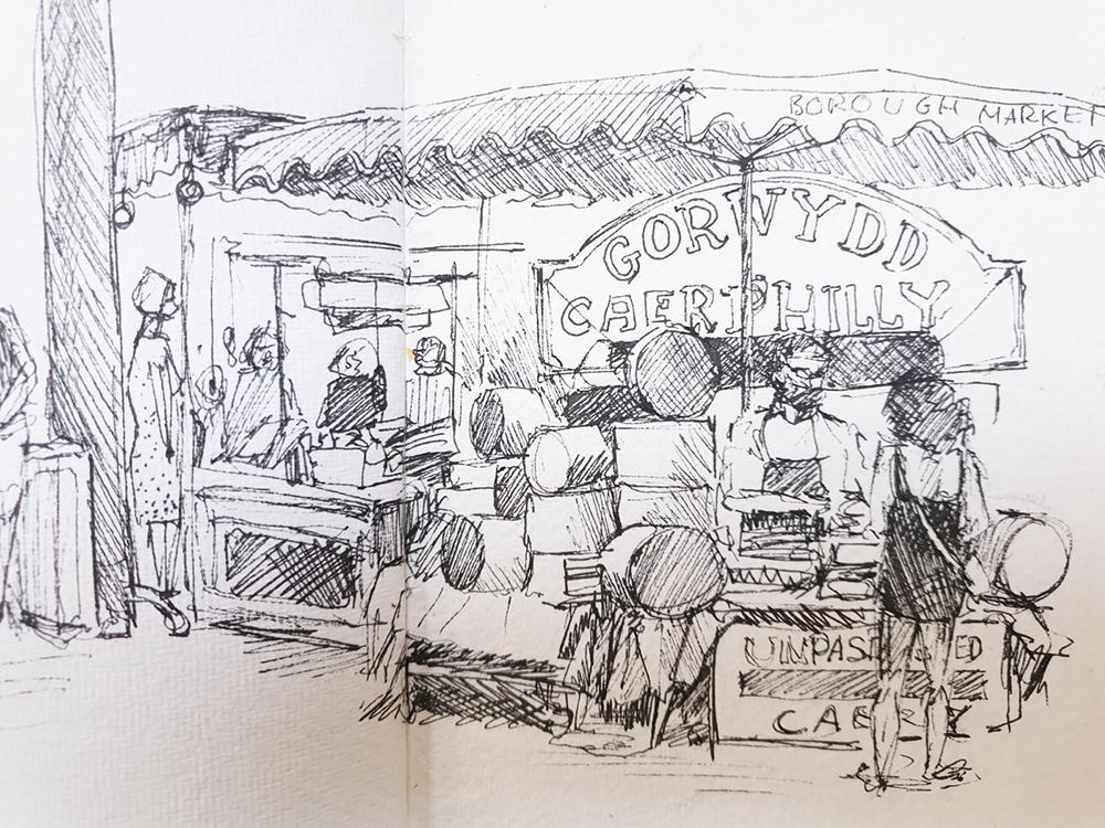 Sketchbook activities: sketching