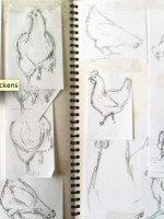 Rob Gill – Illustrators Sketchbooks