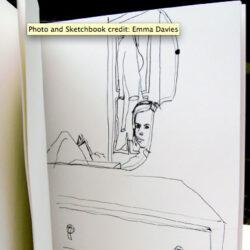 An Artist\'s Sketchbook