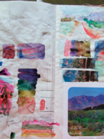 Isabella Whitworth – A Textile Sketchbook Ideas