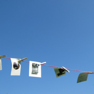 Introducing Sketchbooks: Making a Washing Line Sketchbook