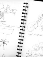 Sarah Lovett – Sketchbook of a Set Designer