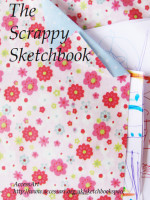 The Scrappy Sketchbook
