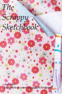 The Scrappy Sketchbook