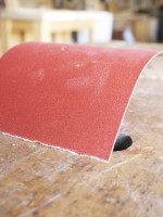 Tool Tips: Using sandpaper
