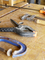 Tool Box tools and materials