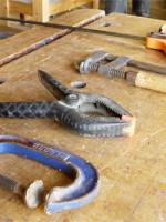 Tool Box tools and materials
