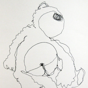 This resource explores using line and wash to make drawings of soft toys. Children begin by making a continuous line drawing of their toys, and then go on to use watercolour washes to help describe form.