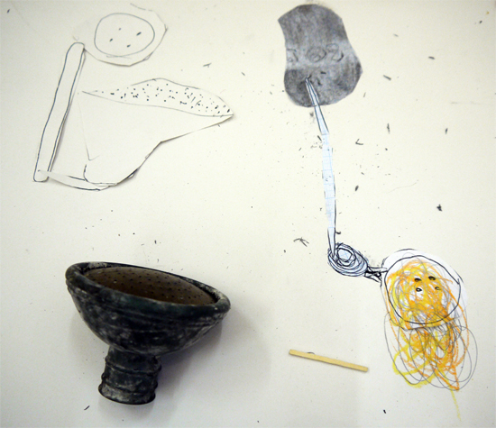 "An exciting resource based on Da Vinci's notebook drawings.  Simple household objects are used to inspire inventions, which are recorded on a selection of papers through drawing, mono printing with carbon paper and collage.  This activity enables children to explore 'thinking through drawing', making connections between hand, eye, hand and brain. [themify_button style=""xlarge block"" link=""https://www.accessart.org.uk/drawings-of-inventions-inspired-by-leonardo-da-vinci/"" color=""#78608e"" text=""#ffffff""]Read More[/themify_button]"
