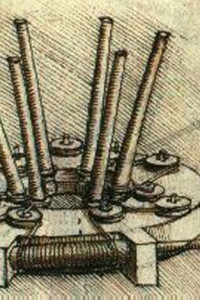 Leonardo Da Vinci - Barrel Stretching Device