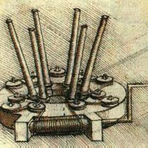 Leonardo Da Vinci - Barrel Stretching Device