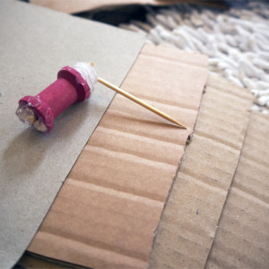 Make old fashioned cotton reel motors and then design a track for them to run on.