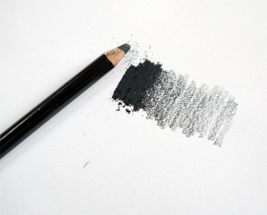 how to draw with pastels in small areas