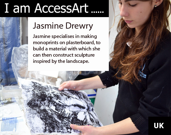 Opportunities for visual artists: I am AccessArt