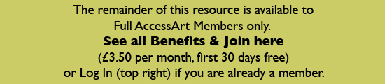 Become a Full AccessArt Member to access