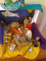 Treasure Box by 8 year old Eleanor