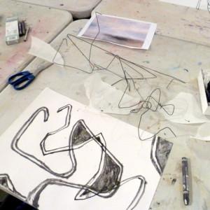 Drawing to inform making