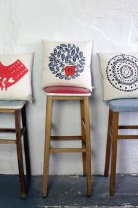 Zeena Shah's studio