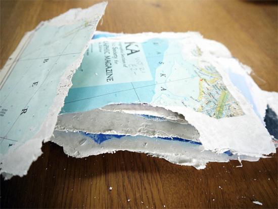 Using modroc: plasterboard sheets