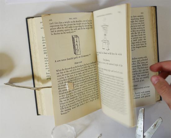 Transforming books through book art