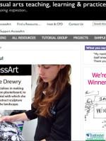 I am AccessArt Screenshot