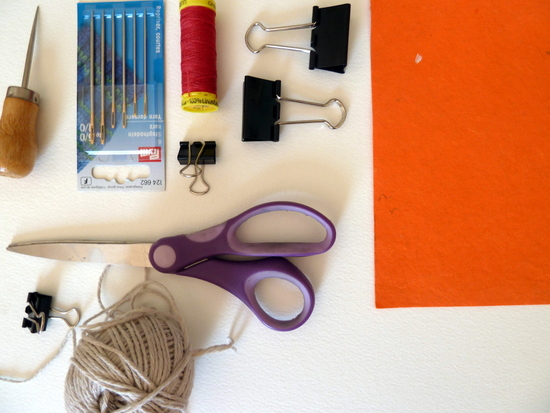What you will need for Japanese Book Binding