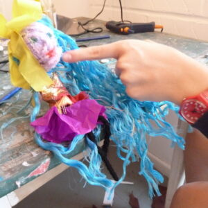 Animating puppets