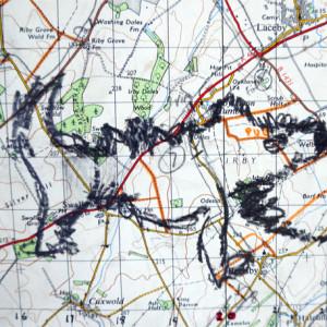 Mark making on maps
