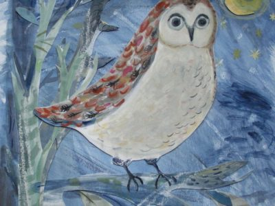 Artist Emma Malfroy's journey developing ideas for an illustrated book. A workshops transferable to all key stages.