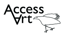 "Click the AccessArt logo to download the AccessArt Resource Creation Information PDF and find out all you need to know with regard to content creation benefits, process and payment.  [themify_button style=""xlarge block"" link=""https://www.accessart.org.uk/wp-content/uploads/2017/03/AccessArt_Collaborative-_Post_Creation.pdf"" color=""#78608e"" text=""#ffffff""]Read More[/themify_button]"