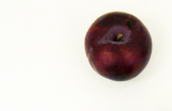 "Plum as ""gloomy"" subject matter!"