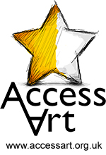 The AccessArt Star