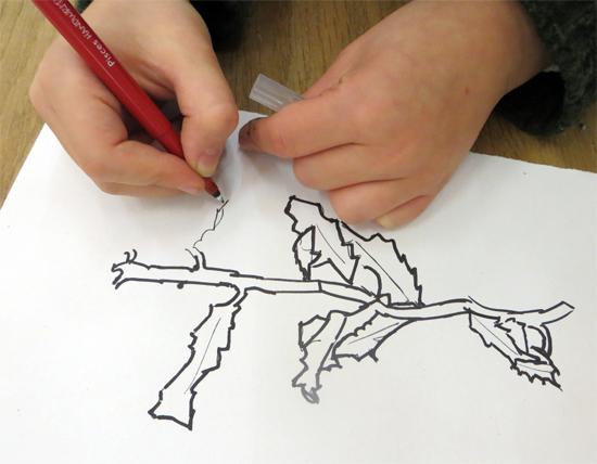 Drawing in Schools