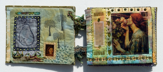 Handless Maiden Artists Book