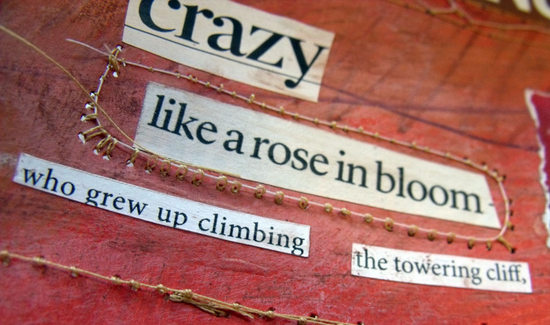 Found Poetry by Emily Wilkinson