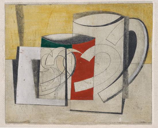 1944 (mugs) by Copyright Ben Nicholson
