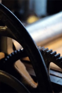 The Intaglio Printing Press