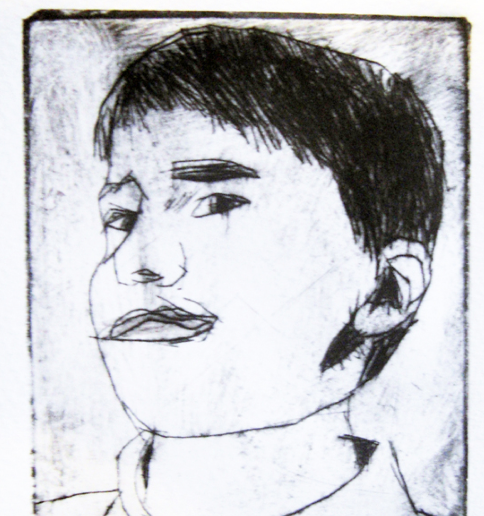 "Artist Maureen Crosby shares a workshop in which children made self-portraits using a drypoint printing technique and exhibited them together to create a group portrait of the class.  Use Rembrandt's collection of small, etched self-portraits to inspire your own printed portraits. [themify_button style=""xlarge block"" link=""https://www.accessart.org.uk/drypoint_etching/"" color=""#78608e"" text=""#ffffff""]Read More[/themify_button]"