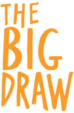 """The """"Draw My Dinner"""" Big Draw 2014 with AccessArt!"""
