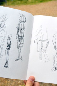 Visual Arts Planning: Drawing from the Live Model