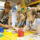 Sharon Gale at Northaw CE Primary School, Vineyards Road, Northaw, Potters Bar Herts